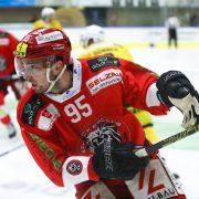 Kevin Bozon eine weitere Saison beim EHC Winterthur