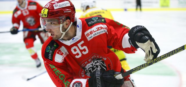Kevin Bozon verlängert beim EHC Winterthur