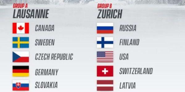 WM 2020: Deutschland spielt in Lausanne