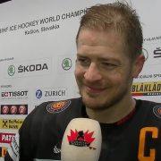 Das sagen Kapitän Moritz Müller und Stefan Loibl zum Sieg gegen die Finnen
