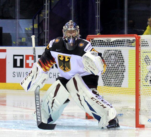 Die Deutsche Eishockey Nationalmannschaft vor der WM in Lettland