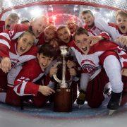 HC Vityaz gewinnt den Gazprom Neft Cup 2019 – Junghaie sammeln viele tolle Erfahrungen