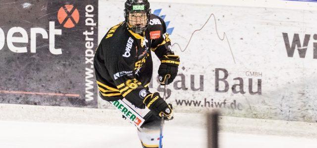 Nach starker Premieren-Saison stürmt Ondrej Zelenka auch weiterhin für den EVF