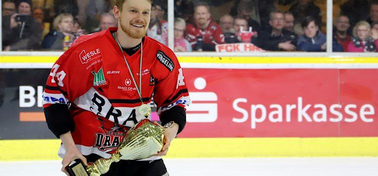 Philipp Brinkmann bleibt ein Ice Dragon