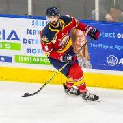 Guillaume Naud zurück im Herforder Eishockey
