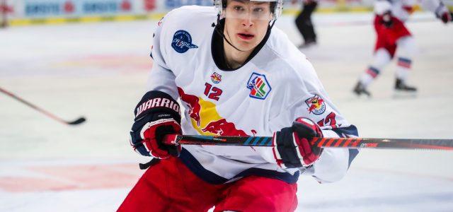 Red Bull Hockey Juniors bei inoffizieller U20 Club-Weltmeisterschaft in Sochi