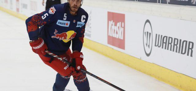 Red Bulls mit Heimdoppel in der Champions Hockey League