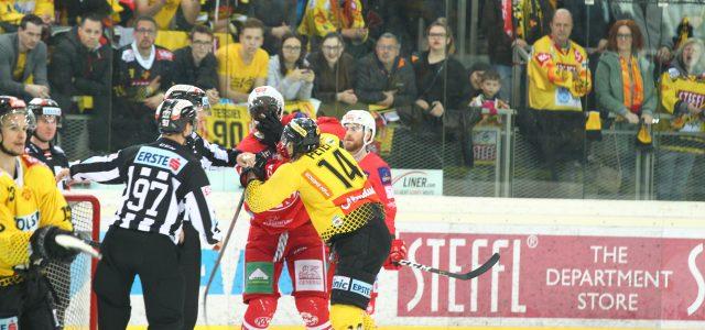 Liga-Generalprobe der Caps endete mit einem Spielabbruch! Gegner Nitra trat kurz vor der zweiten Pause beim Stand von 5:1 ab
