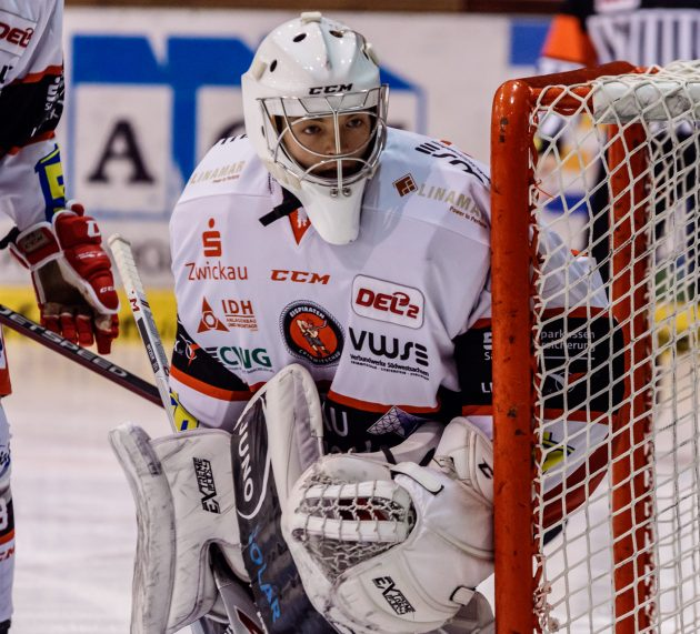 4:0 Eispiraten siegen verdient in Rostock