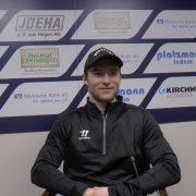 Janik Möser ist wieder im Training