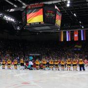 Euro Hockey Challenge: Länderspiel gegen Tschechien in Nürnberg