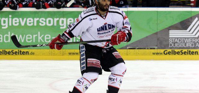 Auch Josh Rabbani hat in Rostock verlängert