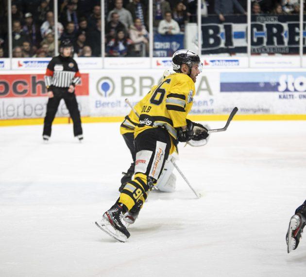 Ein Playoff-Monster ist zurück! – Nico Kolb spielt wieder am Gysenberg