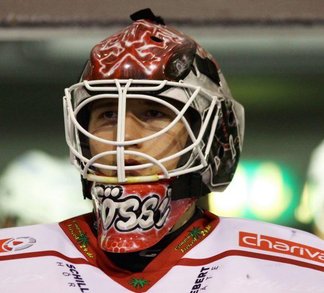 Goalie im Anflug: Raphael Fössinger wechselt in die Dreiflüsse Stadt