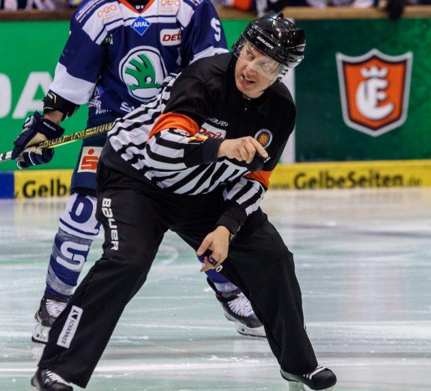 Stefan Vogl wird Leiter des Schiedsrichterwesens in der DEL2