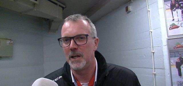 """Crocodiles-Geschäftsführer Sven Gösch: """"Es entwickelt sich ganz gut"""""""