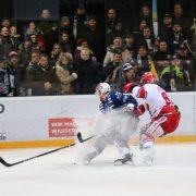 Islanders: Blaulichttag beim Derby am 13. Dezember gegen die Bulls