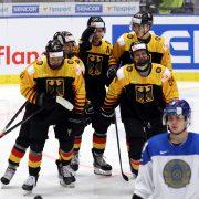 Deutsche Eishockey U20 unterliegt haushoch gegen Gastgeber Kanada