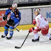 Alps HL: Ritten gewinnt in Salzburg mit 3:2-Toren nach Verlängerung
