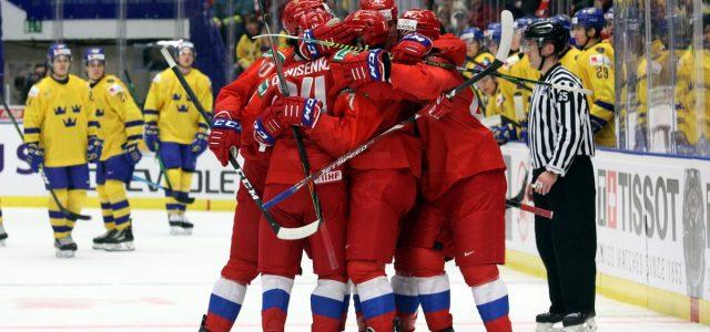 U20 WM: Russland und Kanada buchen Finalticket
