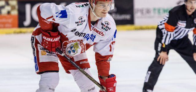 Elia Ostwald wechselt zu den Blue Devils