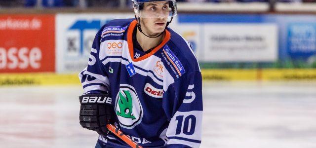 Maximilian Adam wird fester Bestandteil der Kassel Huskies