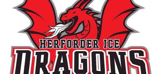Starker Saisonauftakt der Herforder Ice Dragons