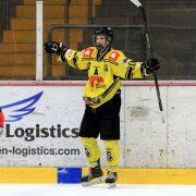 Talent Joey Luknowsky wird zweiter Förderspieler der Kassel Huskies