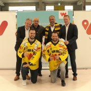 DEL2-Club Tölzer Löwen und weeArena Herzstück bei wee-Markterschließung in Europas Pilotregion
