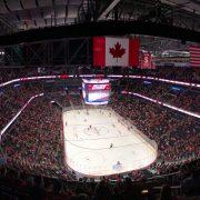 Die attraktivsten Städte, um ein NHL Spiel anzusehen