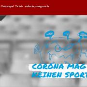 """""""EHC gegen Corona"""": Eissportvereine können nun in wenigen Minuten virtuelle Geisterspieltickets , Bratwurst und Bier verkaufen"""