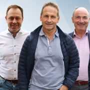 Vorstandsteam um Peter Zankl will den EHC Straubing e.V. in die Moderne führen