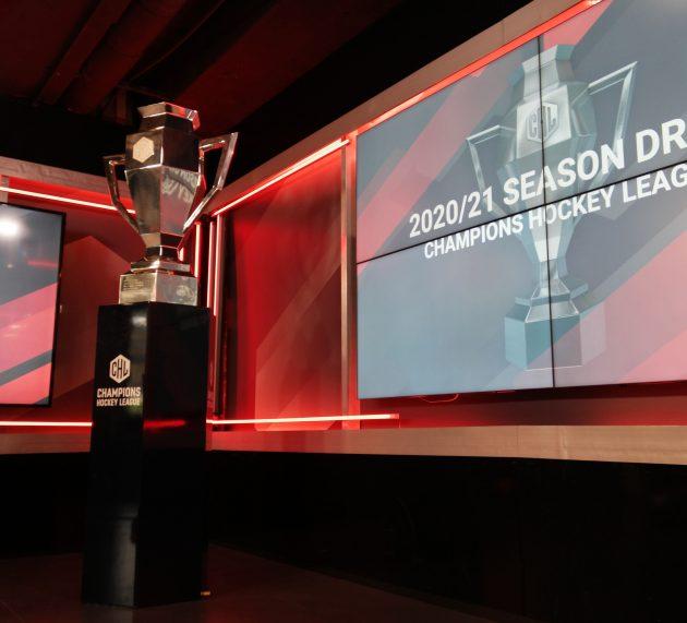 CHL-Auslosung: Red Bulls treffen auf Ilves Tampere, Straubing gegen Genève-Servette Hockey Club, Mannheim – Grenoble und Eisbären gegen Lulea Hockey