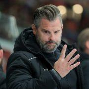 Marc Thumm geht bei den Selber Wölfen in seine elfte Saison als Co-Trainer