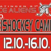 Nachwuchs-Eishockeycamp bei den Ice Aliens