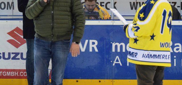 EHC Waldkraiburg: Präsident Klose lässt mit Transferankündigung aufhorchen