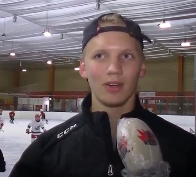 """Nikita Alexandrov: """"Will mir Platz in St. Louis erkämpfen"""" – Blues erteilen dem 19- jährigen Top-Talent keine Freigabe für Europa"""