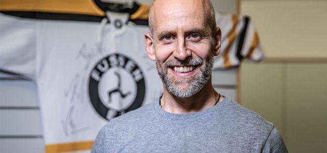 Einfach ein besonderer Spieler für das Füssener Eishockey