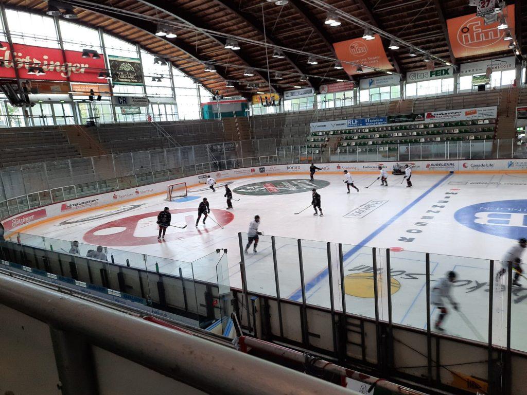 Eishockey Testspiele