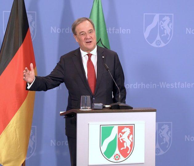 """Positives Signal aus Nordrhein Westfalen – Ministerpräsident Armin Laschet: """"Wir lassen den Breitensport nicht allein und stehen an der Seite unserer Vereine"""""""
