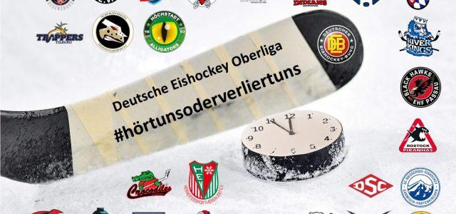 """Oberliga: """"Es ist fünf vor 12"""" – Gemeinsame Pressemitteilung der 26 Oberligisten"""