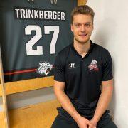 Ice Tigers holen David Trinkberger in die DEL