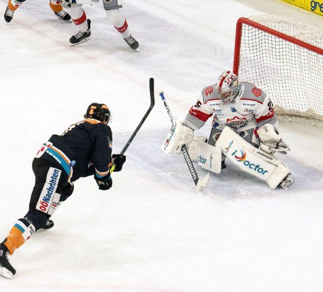 Black Wings verlieren erneut gegen Liganeuling Bratislava