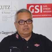 Interview mit Artur Frank zur aktuellen Lage beim Deggendorfer SC