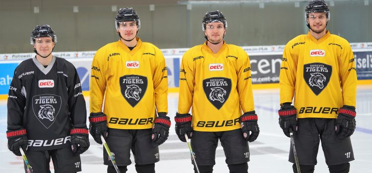 """Tigers for Tigers"" – Fünf Ice Tigers unterstützen Kooperationspartner Bayreuth"