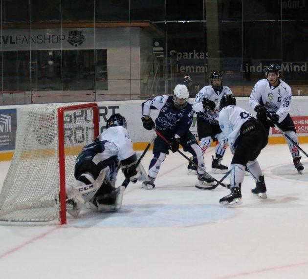 Young Islanders sind in die neue Saison gestartet