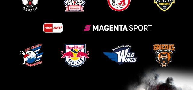 Acht Zusagen und sechs Absagen für den MagentaSport Cup – Das sagen die Manager der DEL Klubs