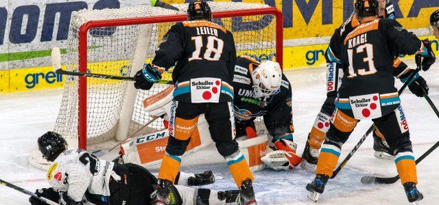 Black Wings Linz rutschen nach drei Wochen Zwangspause gegen Dornbirn aus