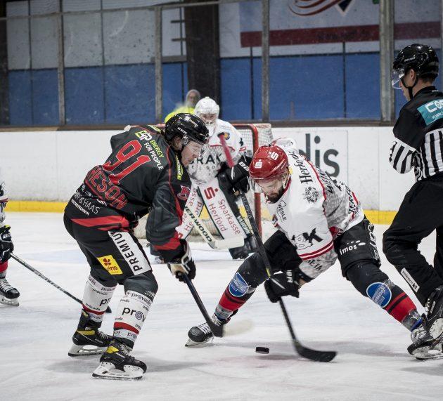 Ice Dragons starten bei den Icefighters Leipzig ins neue Jahr