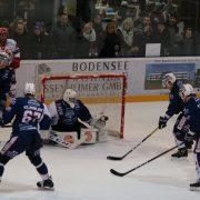 Deggendorfer SC zu Gast bei den EV Lindau Islanders